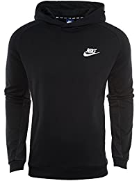 Nike 861738-010 Camiseta, Hombre, Negro/Gris Oscuro/Blanco, S