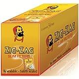 Zig Zag Slim Filter Tips (10 Case 150tip 1305706801134