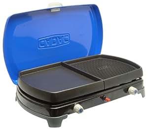 Cadac 184f 2 cook deluxe barbecue fornello a gas portatile - Barbecue a gas portatile ...