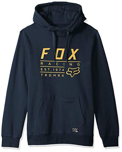 Fox Bluse, Navy, Größe L