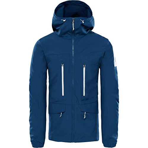 The North Face Herren Outdoor Jacke Fantasy Ridge Light Outdoor Jacket (Track Jacket Face North)