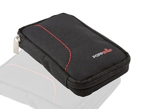 Poppstar Tasche für externe 6,4 cm (2,5 Zoll) Festplatten, schwarz (Navigationsgerät Kaufen)