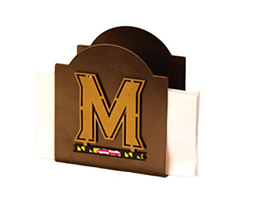 Henson Metal Works Terri Metall funktioniert 4501–47Universität Maryland Logo Classic Briefständer