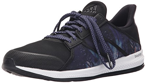 Chaussures Adidas Performance Gymbreaker Bounce formation Black/Night Metallic/Super Purple