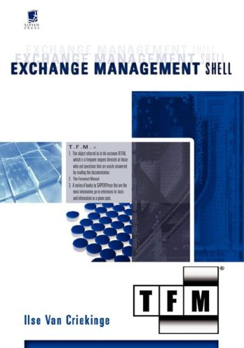 Exchange Management Shell: Tfm
