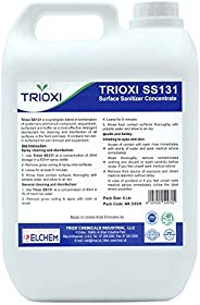 Trioxi Ss131 Surface Sanitizer Concentrate 5 Liter Packing Non Alcoholic, Also A Fogging Machine Liquid