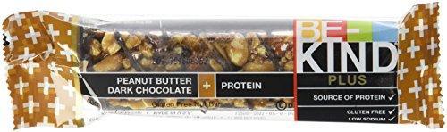 Be-Kind Barre Énergétique Beurre de Cacahuète 40 g - Lot de 12