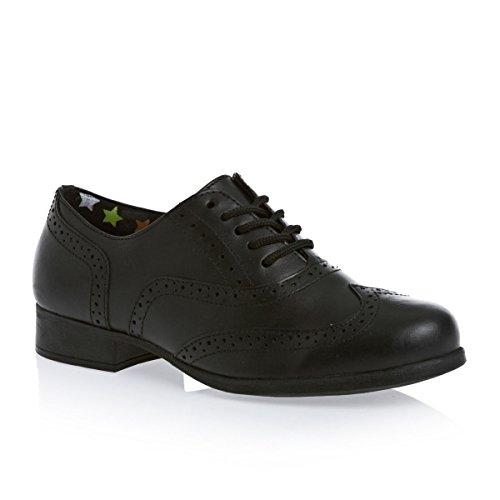 Hush Puppies Girls Kada Senior Leather Back to School Brogue Shoes