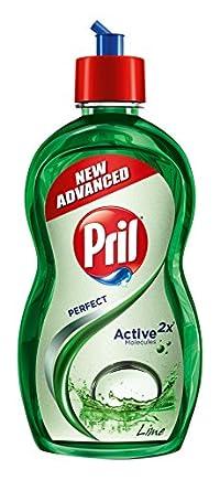 Pril Dish Washing Liquid - 225 ml (Green)