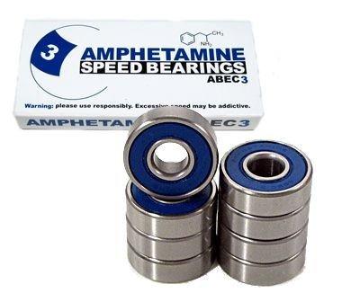 Billes Pour Roulement A Billes - Amphetamine ABEC-3 Roulements à billes haute qualité