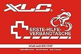 XLC Erste Hilfe Verbandtasche FA-A01 rot 150x50x100 mm DIN 13167