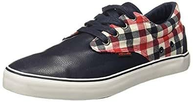 USPA Men's Arsen Navy Sneakers-6 UK/India (40 EU)(2531821579)