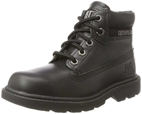 Caterpillar Colorado Plus, Bottes Mixte Enfant, Noir (Kids Black), 30 EU