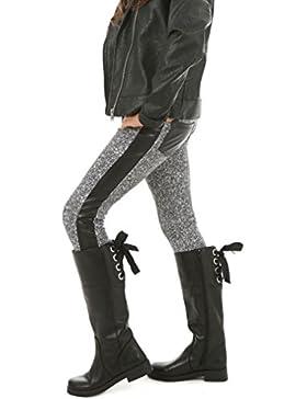 Mädchen Warm Thermo Leggings Leg