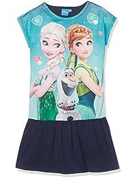 Disney El reino del hielo Chicas Vestido - Azul marino