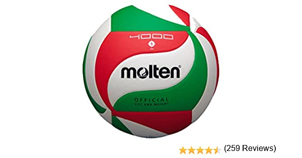 MOLTEN VOLLEY V5M4000 IT PU Pallone Volley misura 5