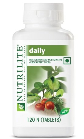 Amway-Nutrilite-Daily120N-Tablets-Multivitamin-Multi-Minaral-Fresh-Stock