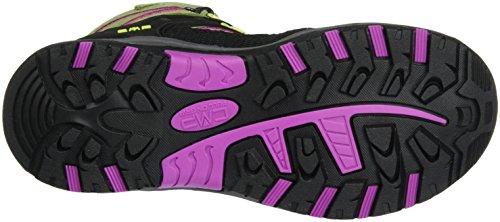 C.P.M. Rigel, Chaussures de Randonnée Basses Mixte Adulte Vert (Salvia)