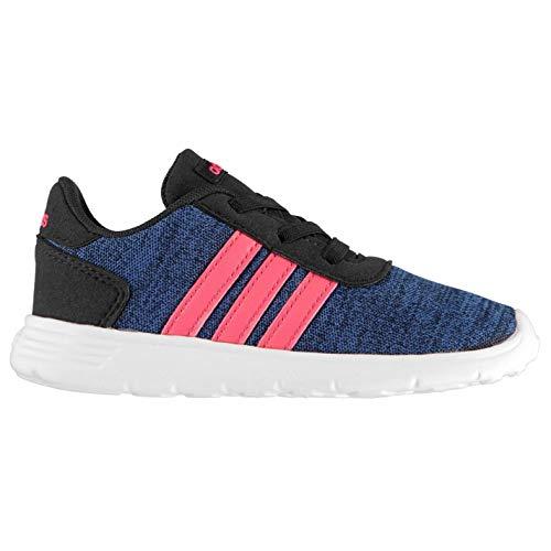 Sneaker Adidas adidas NEO Lite Racer Inf Zapatillas para Niños EE6971 Legend Inck Azul Size: 20 EU