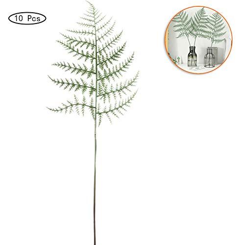 arn Cypress Blatt Green Plant Bonsai Simulation Pflanzen Silk Gefälschte Blätter DIY Pflanze Blatt Home Decor INS Stil ()