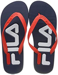 Fila Men Sport Base Troy Slipper, Mocassini Uomo