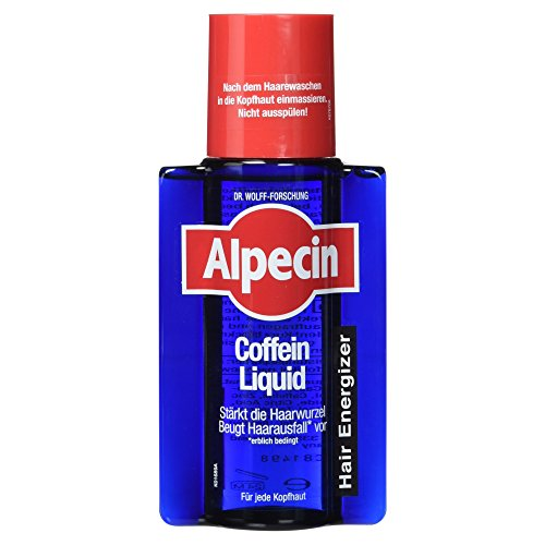 Alpecin Shampoo Liquid, 200 ml