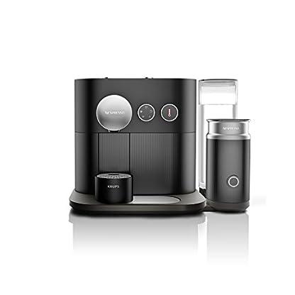 Krups-Nespresso-XN6008-Kapselmaschine-Expert-Thermoblock-Heizsystem-19-Bar-schwarz