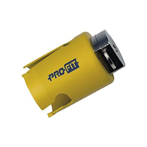 Pro-Fit 97109081080 HW Multi Purpose Lochsäge, Schnitttiefe 52 mm, Durchmesser 80 mm