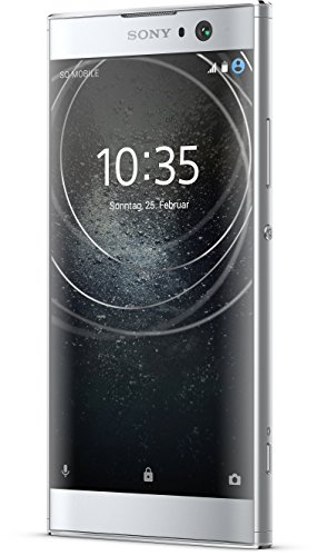 Sony Xperia XA2 Smartphone (13,2 cm (5,2 Zoll) Full HD Display, 32 GB Speicher, 3 GB RAM, Android 8.0) Silber - Deutsche Version