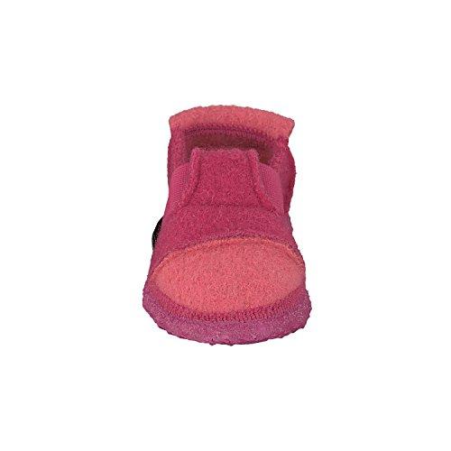 Nanga Mädchen Berg Hohe Hausschuhe Pink (Fuchsia)