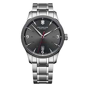 Victorinox Swiss Army Unisex Automatic Watch With Black