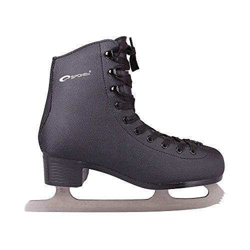 Schlittschuhe, Eiskunstlauf Schlittschuhe REGAL II BLACK Spokey