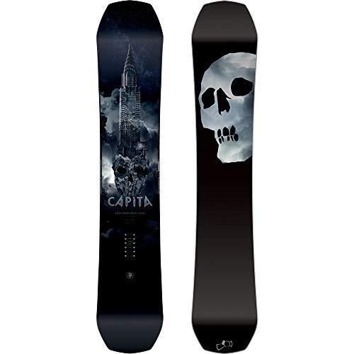 Capita Black Snowboard of Death BSOD 2019-162cm -