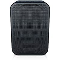 Bluesound Pulse Flex Ultra-Compact Portable All-in-One Wireless Speaker (Black)