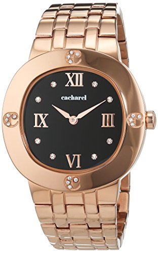 Cacharel Women's Quartz Watch CLD 006-2AM with Metal Strap
