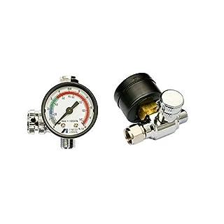 ANEST IWATA Impact Controller 2 Luftdruckregler für Lackierpistolen