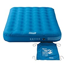 Coleman Extra Durable Double Airbed - Blue, One Size