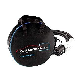 Tragetasche Ladekabel bis 10m für Wallbox Ladestation Wallbox24