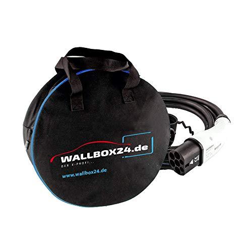 Wall box24Borsa per EV cavo 16a O 32a EVSE cavo–Cavo di ricarica Elektroauto Borsa