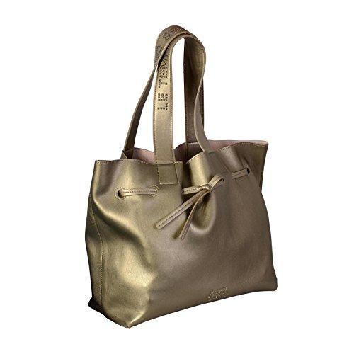 Tasche Le Temps des Cerises-Tasche Sanzo 4 LTC4B96BJ19 Dark Gold Dark Gold
