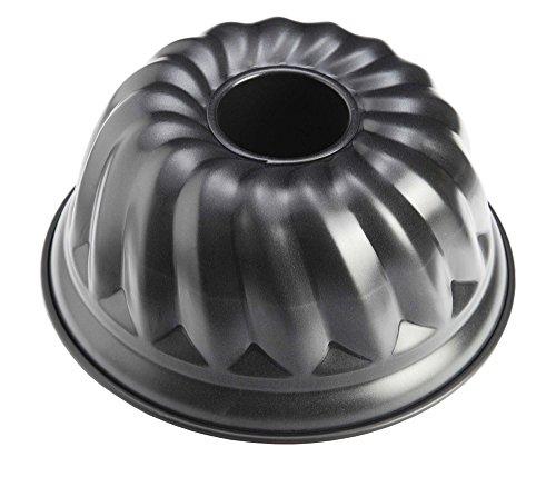 Zenker 6527 Gugelhupfform Ø 25 cm, black metallic - 2
