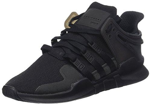 Adidas Herren EQT Support ADV Sneaker, Schwarz Negbas/Ftwbla 000, 44.5 EU