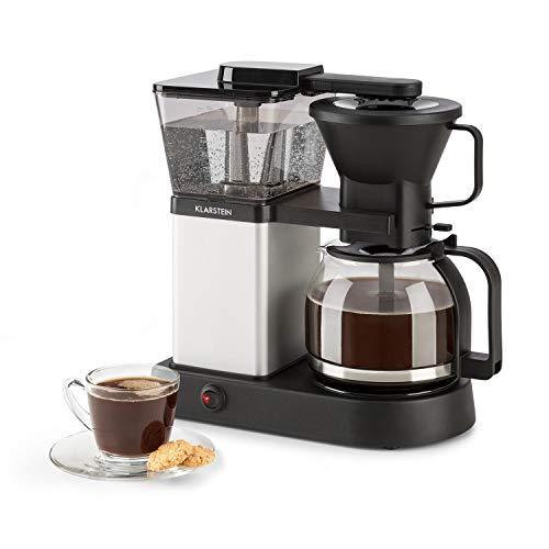 Klarstein GrandeGusto Kaffeemaschine mit Kaffeekanne • Filter-Kaffeemaschine • Kaffeeautomat •...