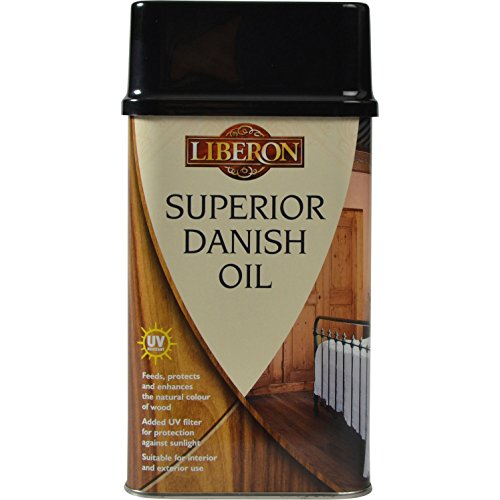 Liberon Superior Danish Oil 500ml -