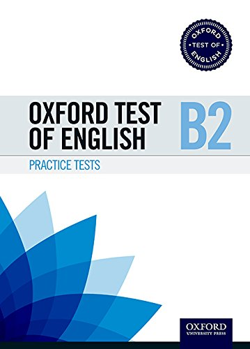Oxford Test of English Practice Pack B2