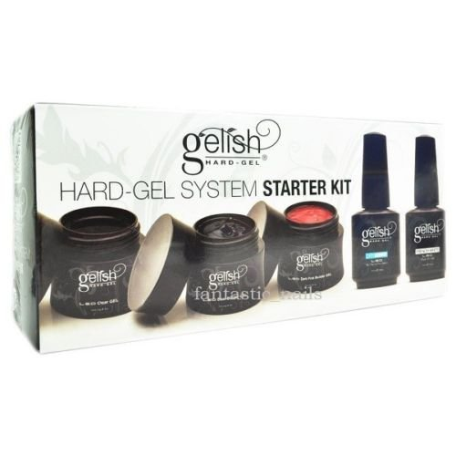 Gelish Hard-Gel System Starter Kit Onglerie