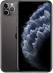 Apple iPhone 11 Pro Max with FaceTime - 64GB, 4GB RAM, 4G LTE, Space Gray, Single SIM & E