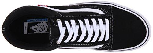 Vans M Gilbert Crockett P, Sneaker uomo Black