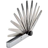 CircumPRO 4333097013636Feeler Gauge, Plata, 0,05–1,0mm
