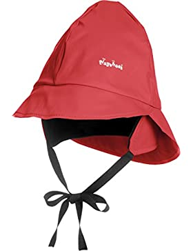 Playshoes - 408950 Regenmütze Mit Fleece-Futter, Cappello per bimbi